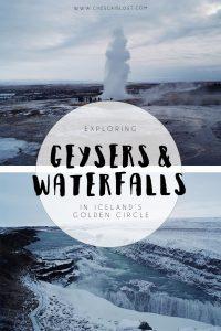 Iceland Waterfalls - Gulfoss & Geyser