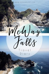 McWay Falls on Big Sur Travel Blog