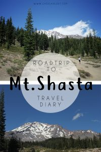 Roadtrip to Mt Shasta
