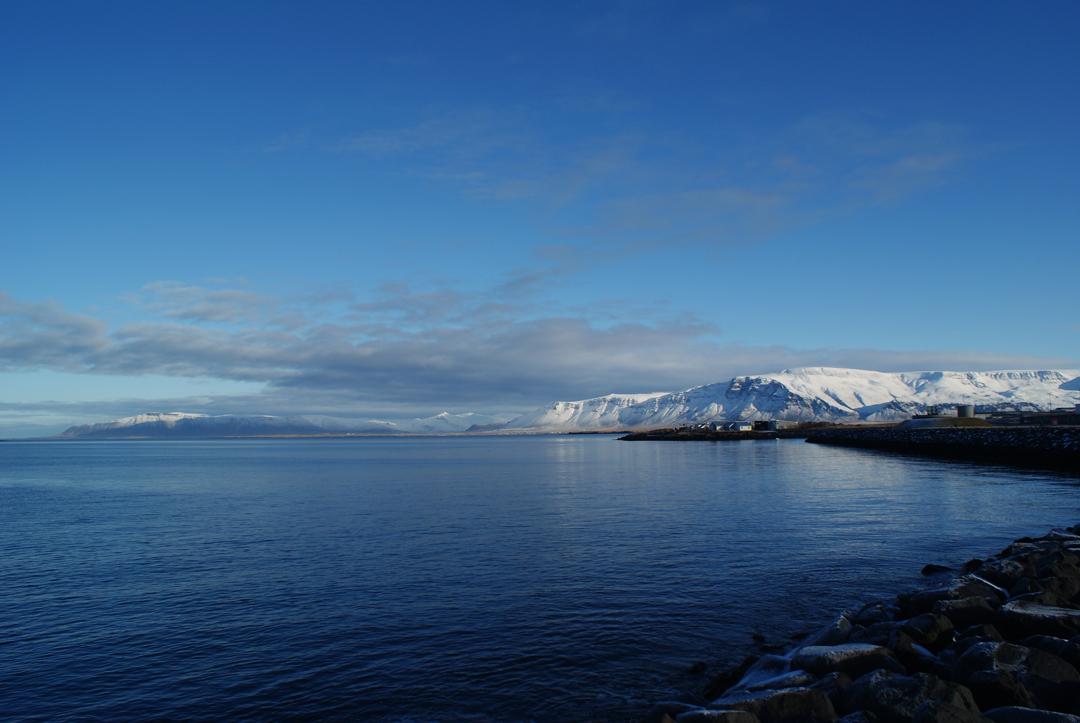 Breathtaking Faxafloi Bay, Iceland