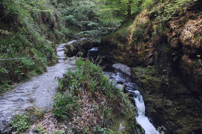 Lydford Gorge, Dartmoor