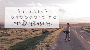 Longboarding on Dartmoor