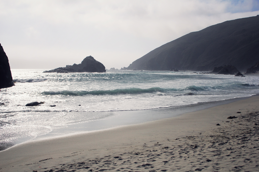 Pfeiffer Beach, Pfeiffer State Park, California