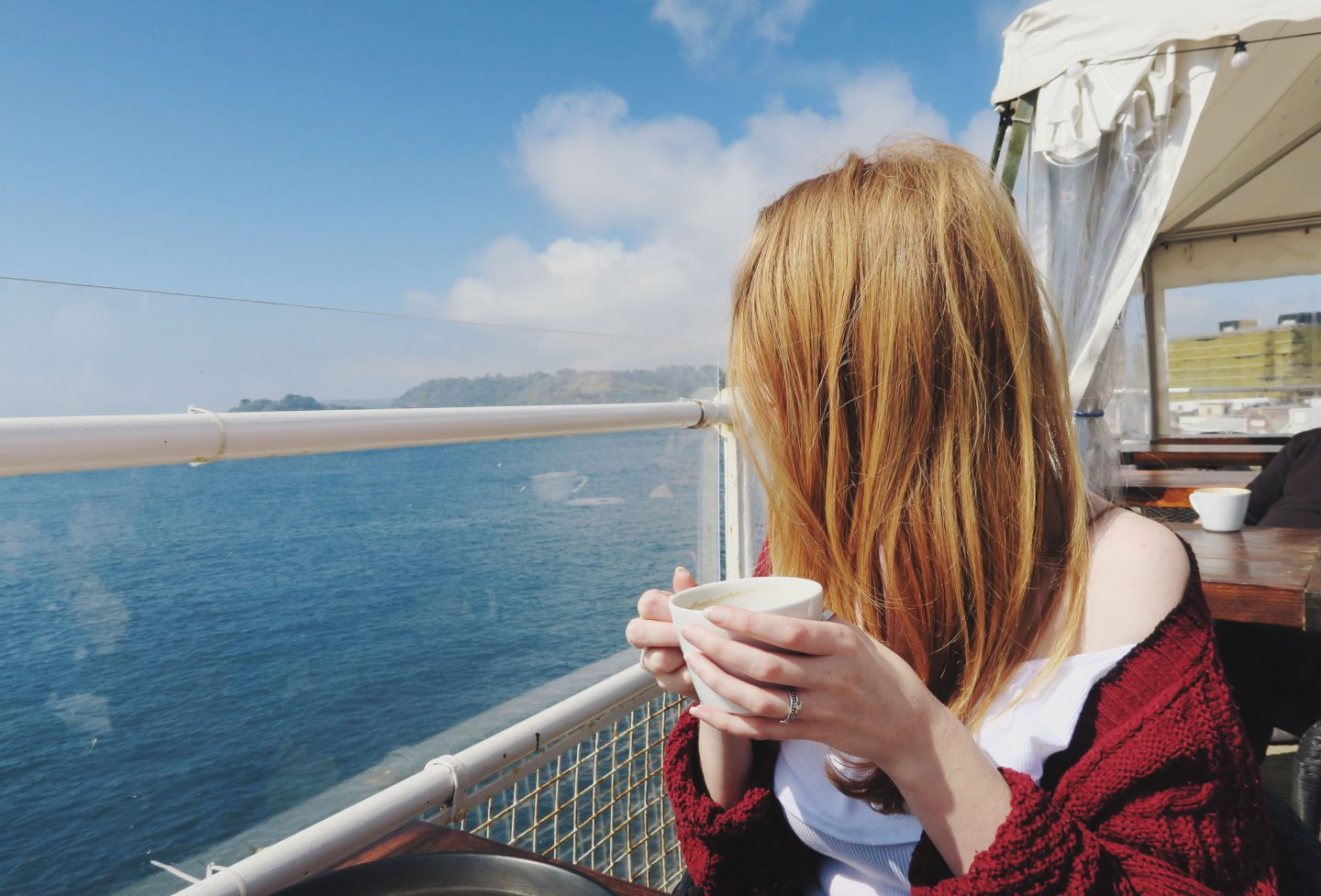 Breakfast Dates & Sailing Boats at Plymouth Hoe