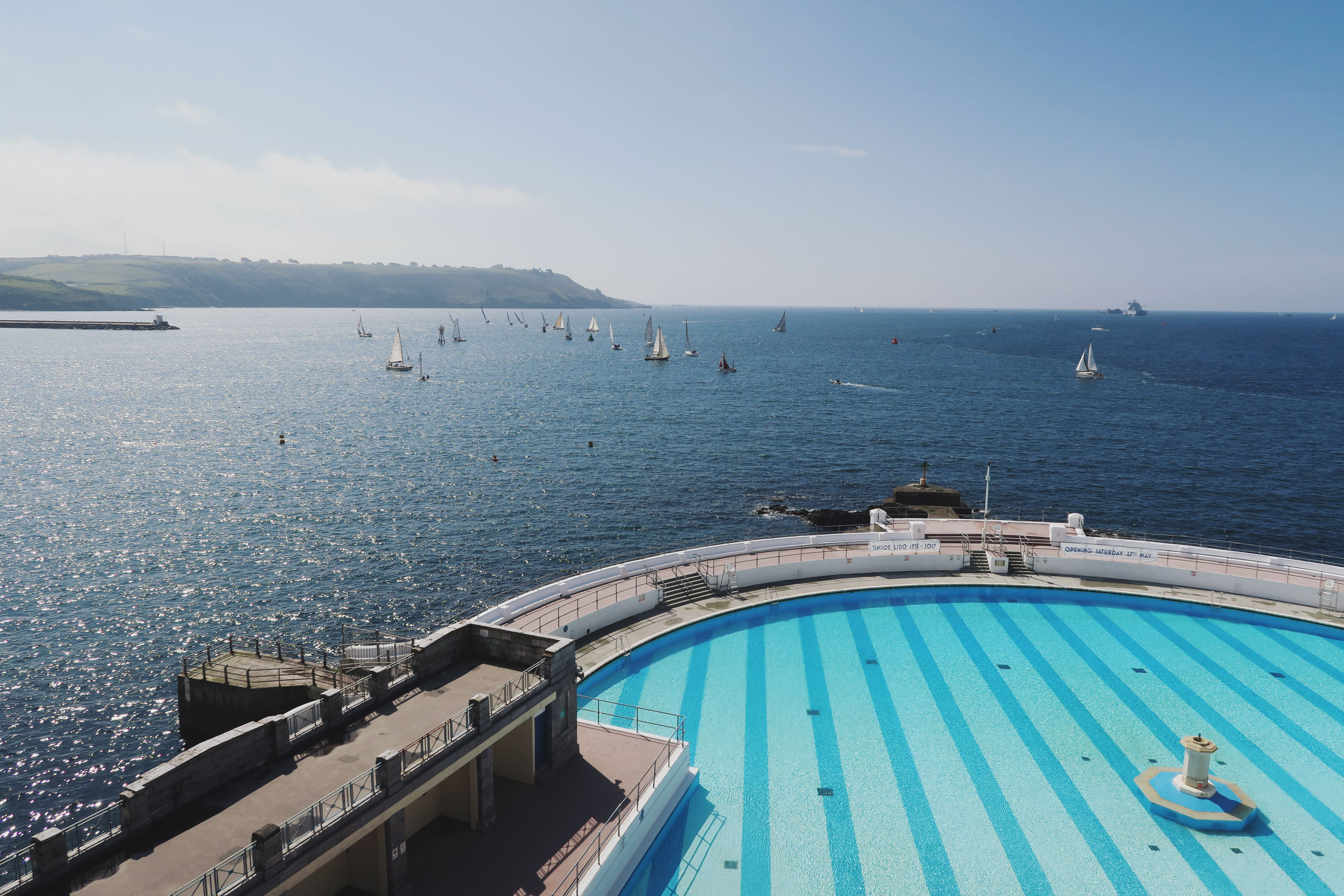 The Lido, Plymouth Hoe