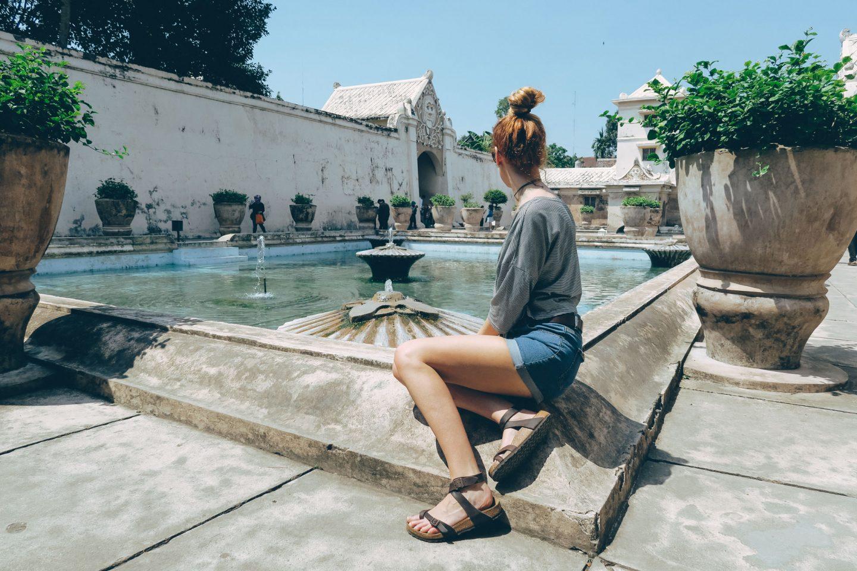 Taman Sari Water Palace