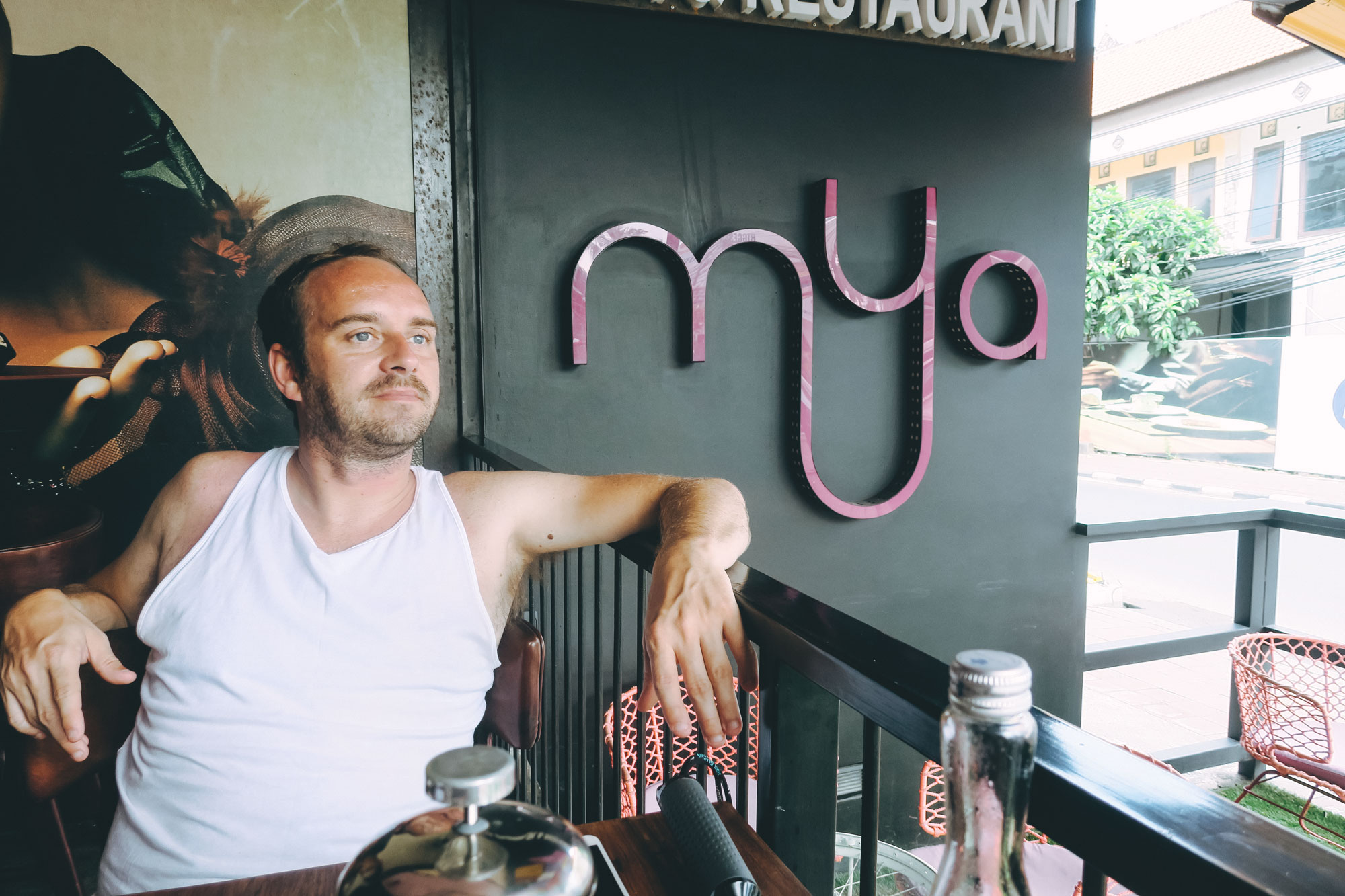 Mya Restaurant Seminyak