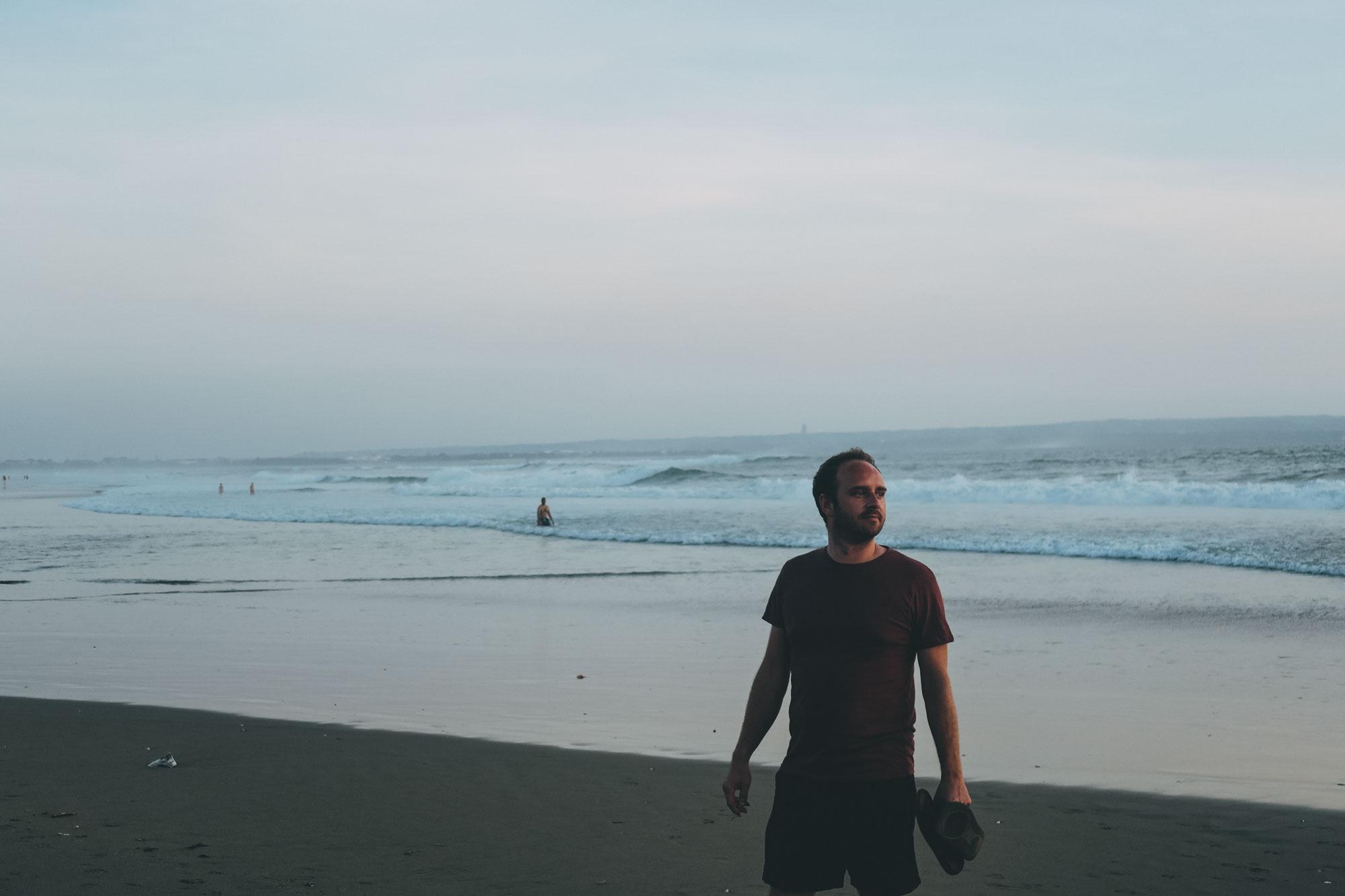 Petitenget Beach, Bali