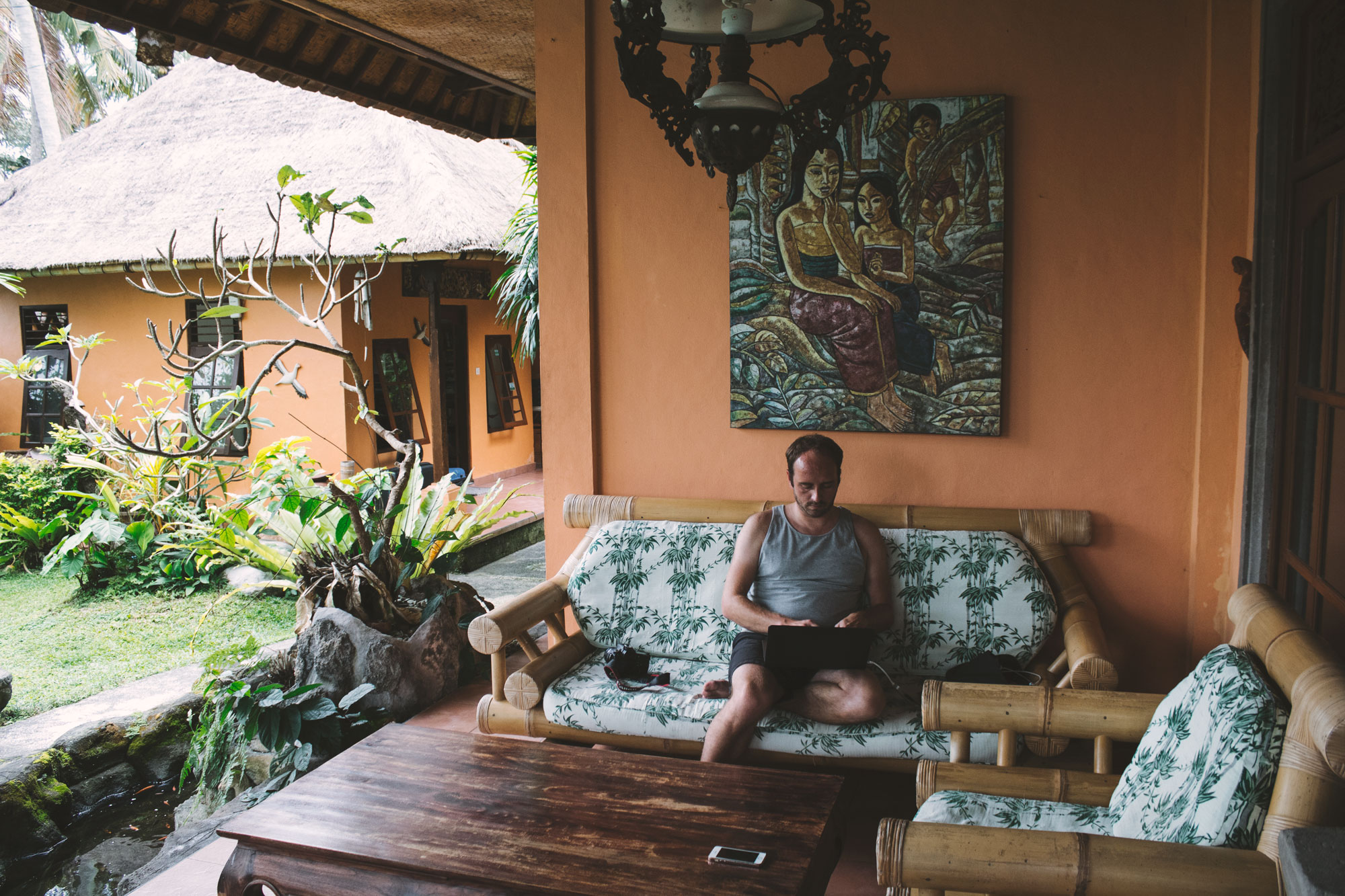 Digital Nomad, Working in Ubud