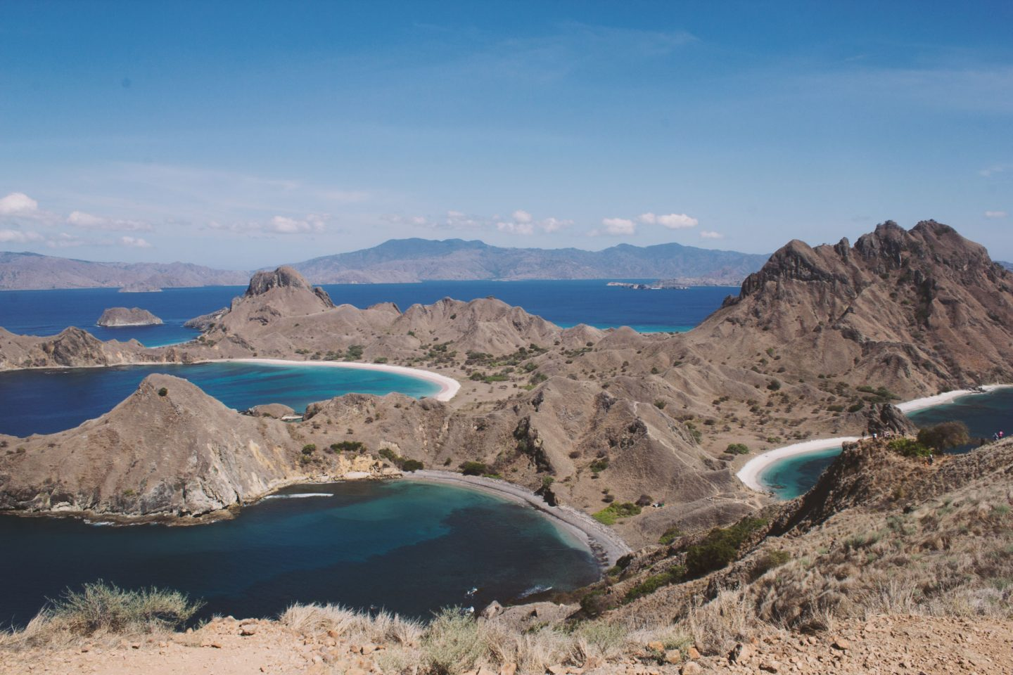 Exploring the Komodo Archipelago