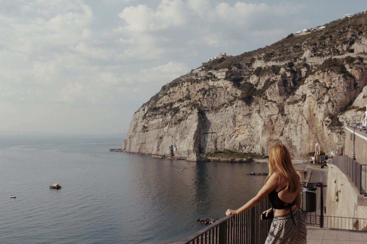 24 Hours in Sorrento, Italy