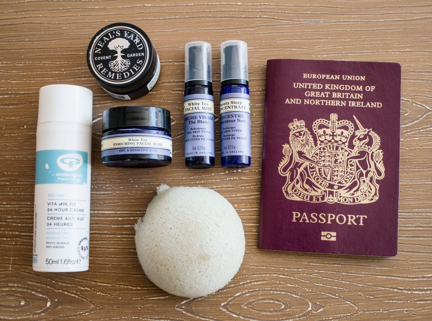 My Eco Skincare Routine for Travel