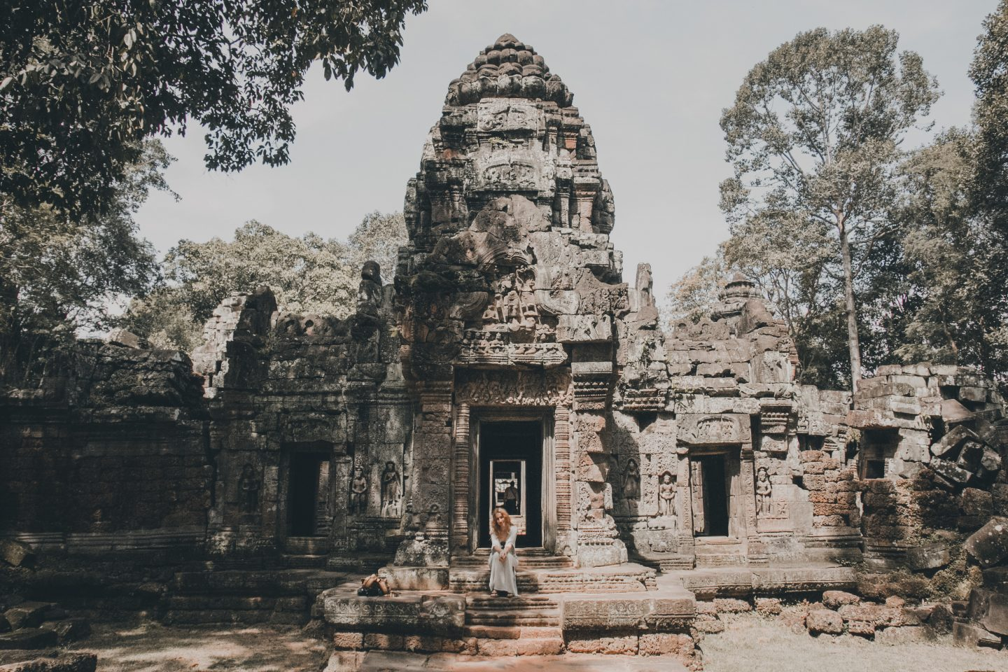 The Hidden Temples of Angkor Wat, Cambodia