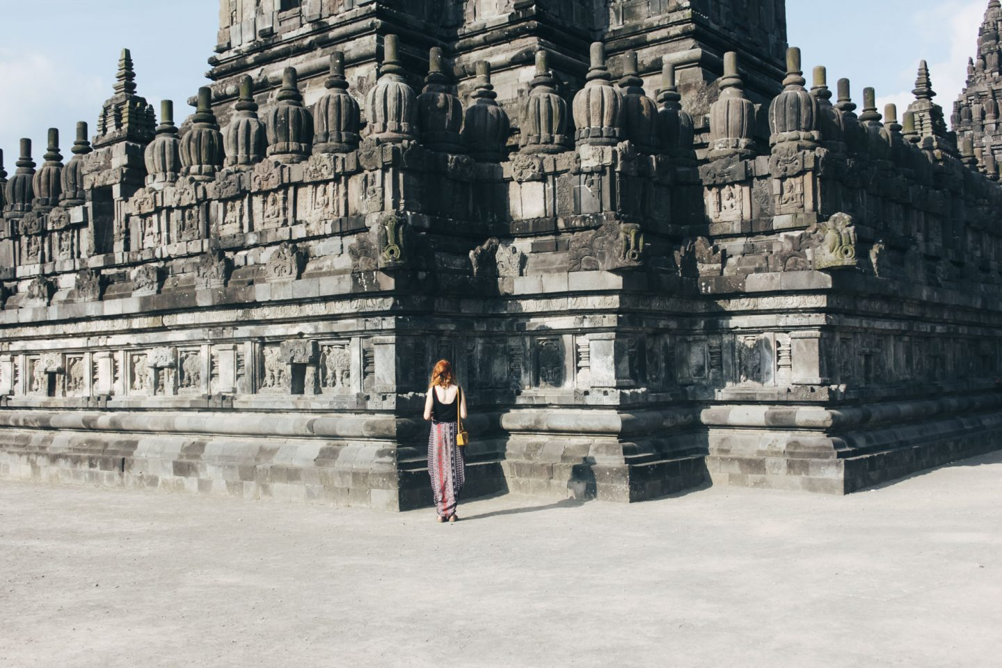 A Day of Hindu Temples & Javanese Dance