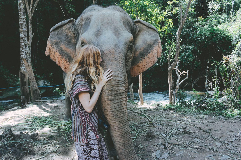 Sleepover at Elephant Sanctuary | Pt 1.