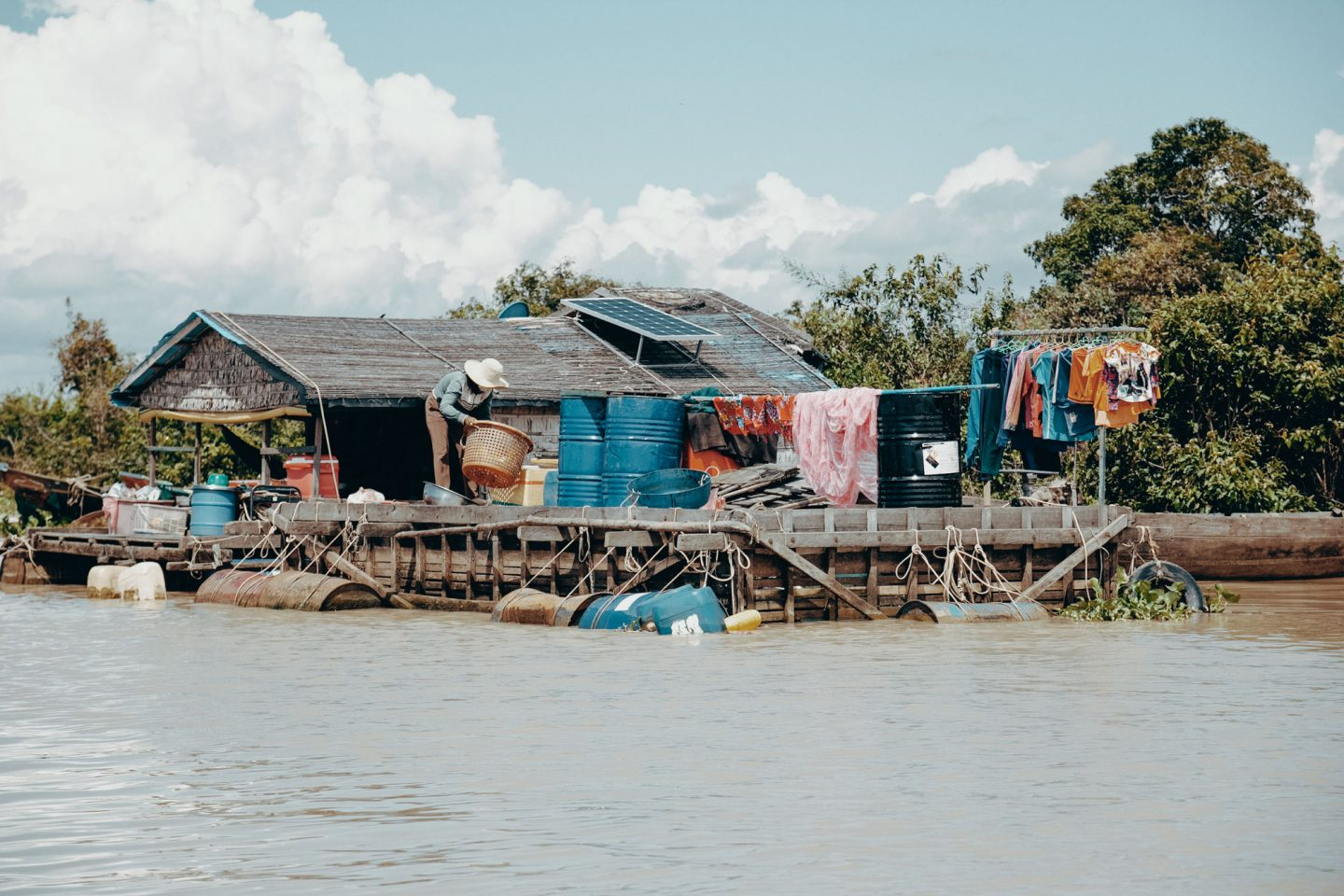 The Floating Villages of Tonle Sap Lake