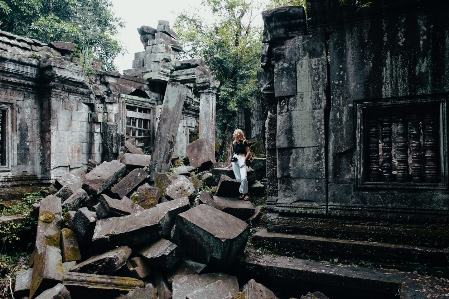 The Mysteries of Koh Ker & Beng Mealea, Cambodia
