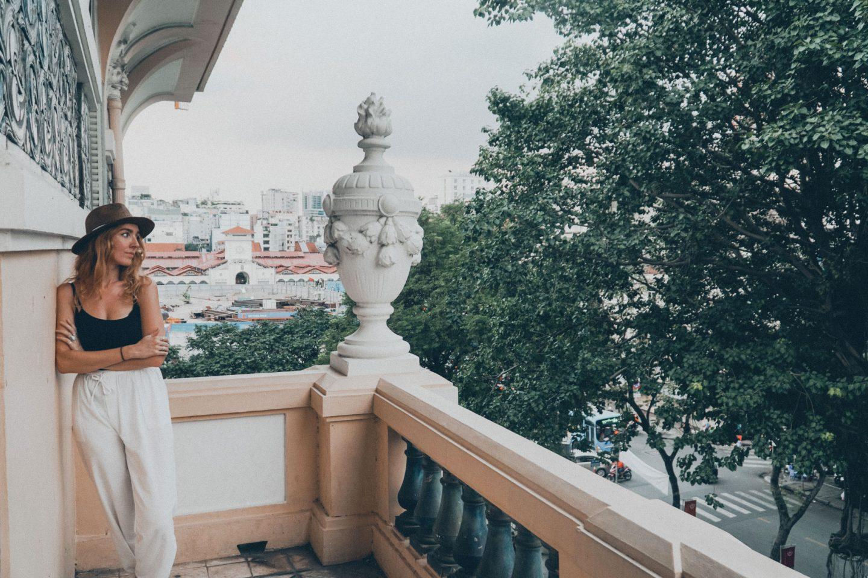 Saigon Fine Art Museum, Vietnam