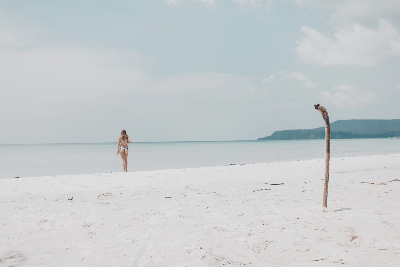 Paradise Found. Long Beach, Cambodia